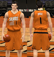NBA 2k13 Phoenix Suns 2013-14 Jesey Patch