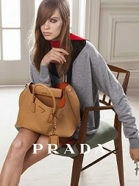 PRADA Women 2014 April Ad Campaign