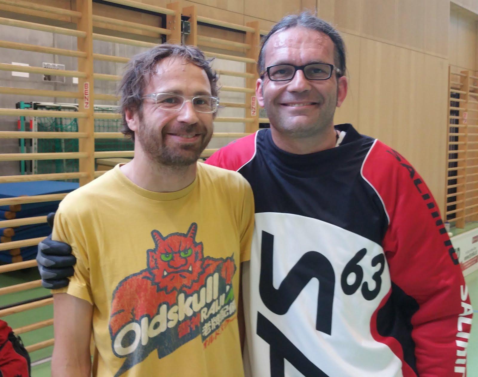 Emanuel und Markus