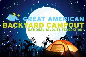 Great American Backyard Campout in Briar Chapel
