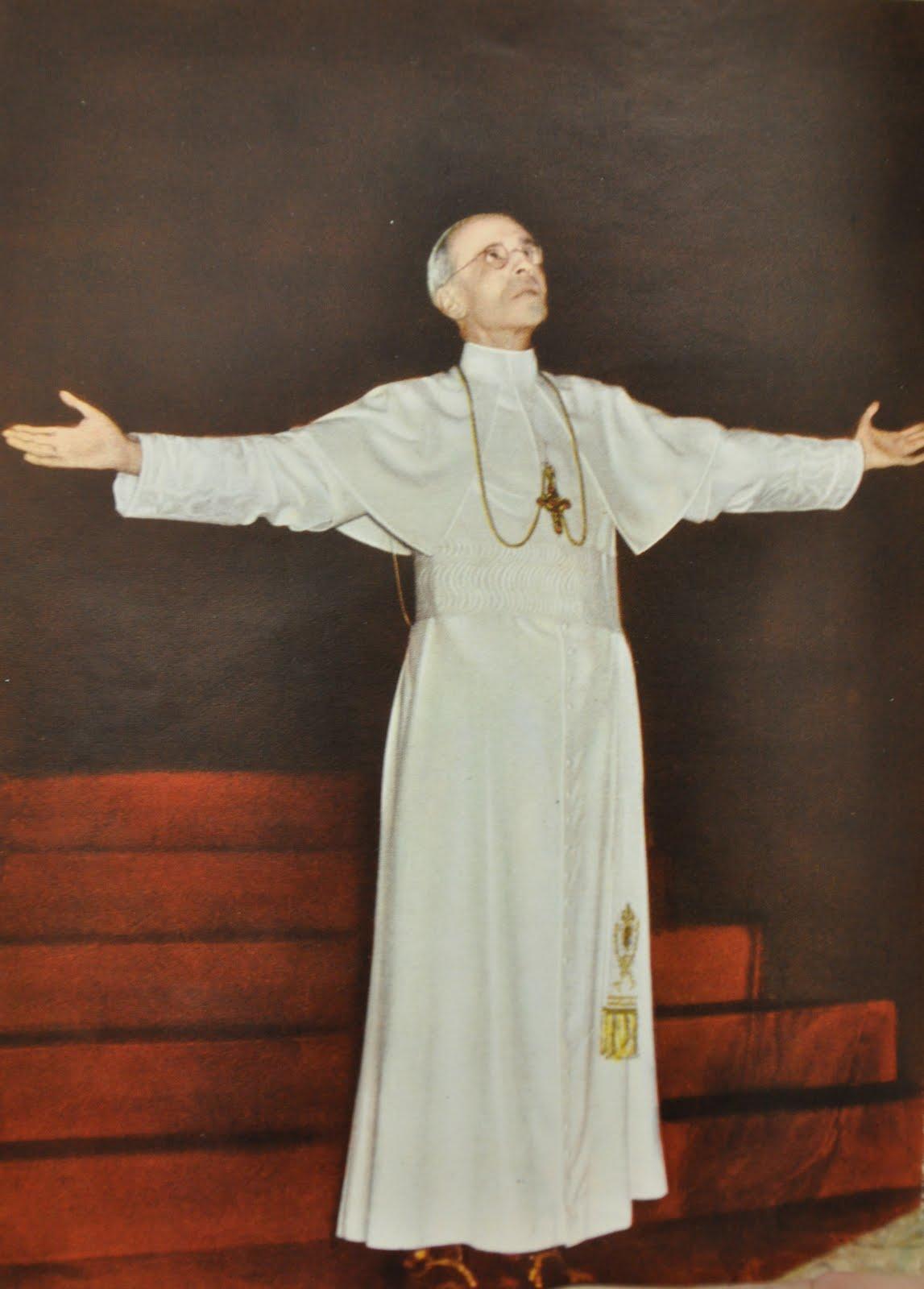 Fr Ray Blake S Blog Pius Xii The Reformer