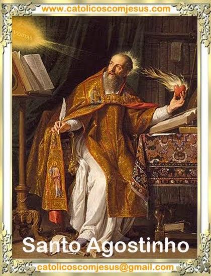 Agostinho de Hipona - Santo e Doutor da Igreja