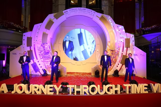 The grand launch of A Journey Through Time VI
