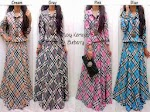 ZR221 Wide Burberry Maxi SOLD OUT