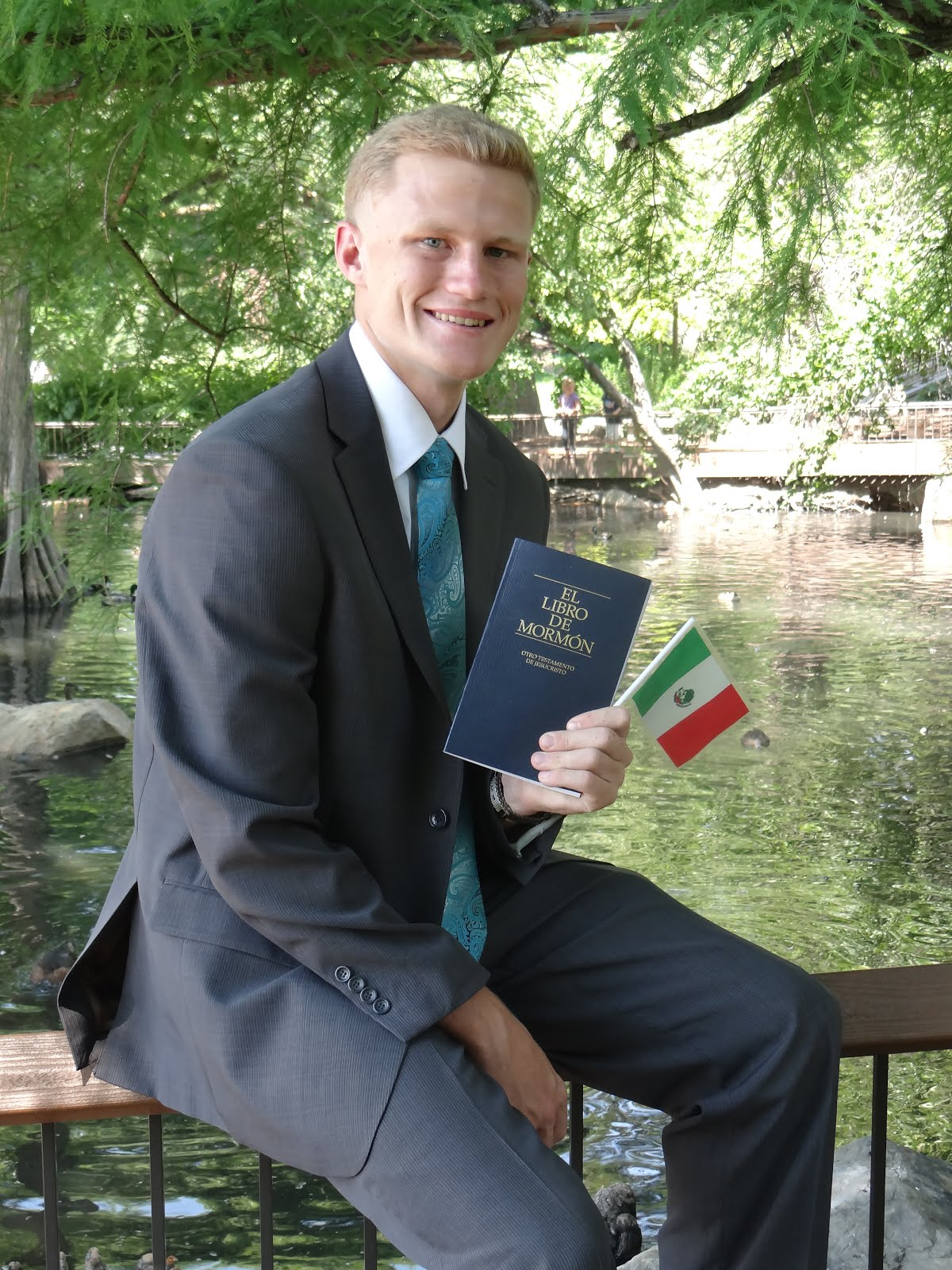Elder Chad Robert Peterson