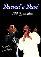 DVD - Durval e Davi 100% Ao Vivo