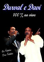 DVD - Durval e Davi 100% Ao Vivo
