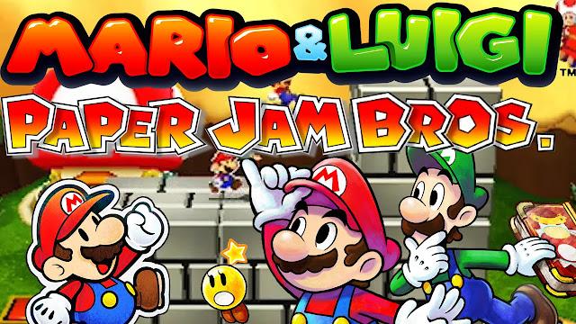 Mario & Luigi: Paper Jam Bros. (3DS) Review