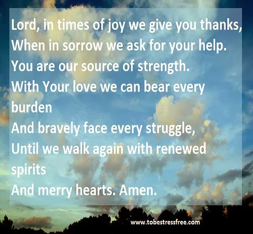 Prayer For Strength In Rough Times Quotes Quotesgram
