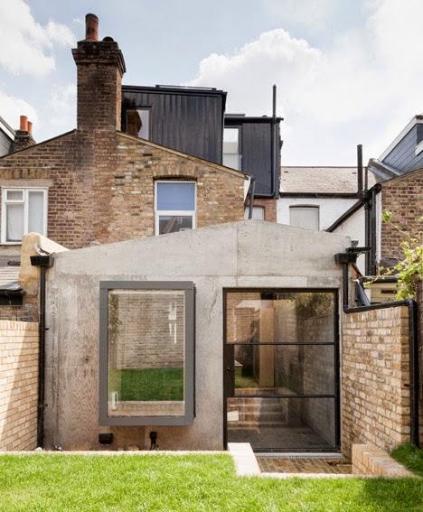 London house renovation by Simon Astridge - Nest of Pearls
