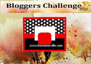 Bloggers Challenge #300 - Sketch Challenge