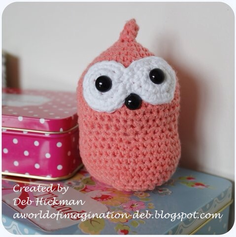 A World of Imagination: Crochet EDF Zingy Toy...........