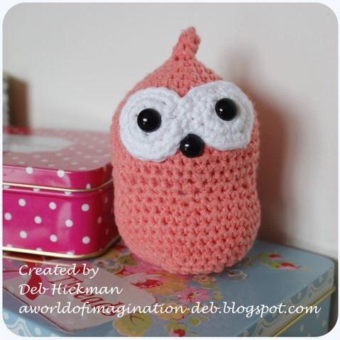 Crochet Zingy Pattern : A World of Imagination: Crochet EDF Zingy Toy...........