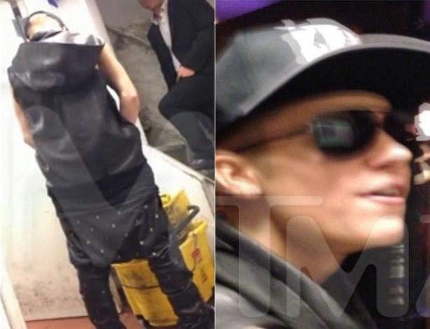 Justin Bieber  19  N  O Para De Aprontar Peloslugares Em Que Pa