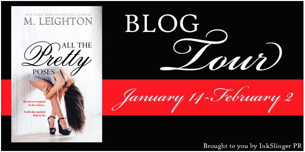 All the Pretty Poses Blog Tour
