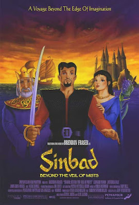 Sinbad Beyond the Veil of Mists 2000 Dual Audio 480p DVDRip 250mb