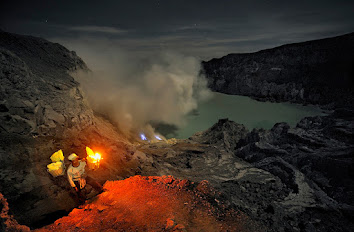 Ijen By Night