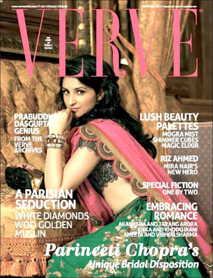 Parineeti Chopra Verve