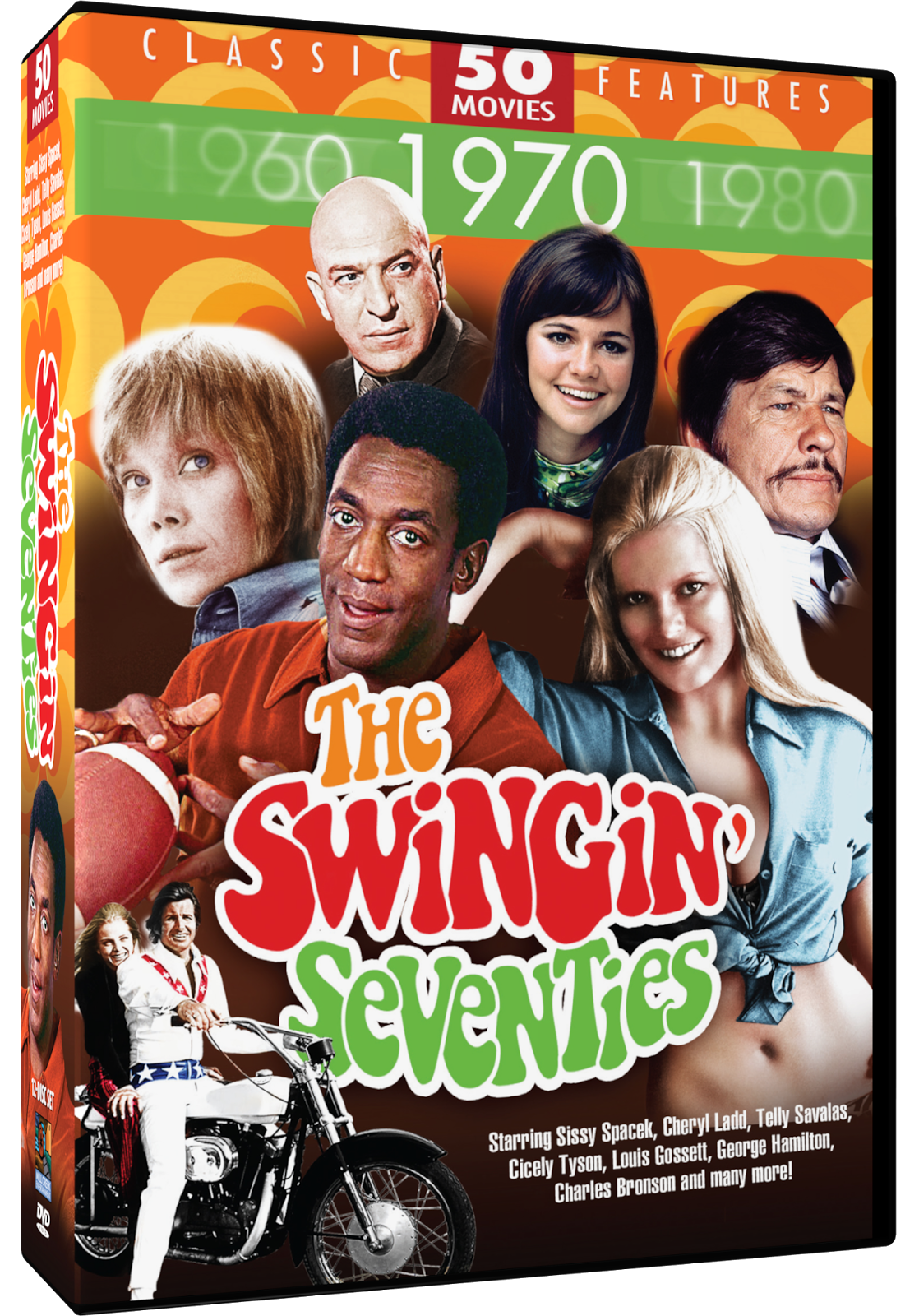 The Swingin' Seventies