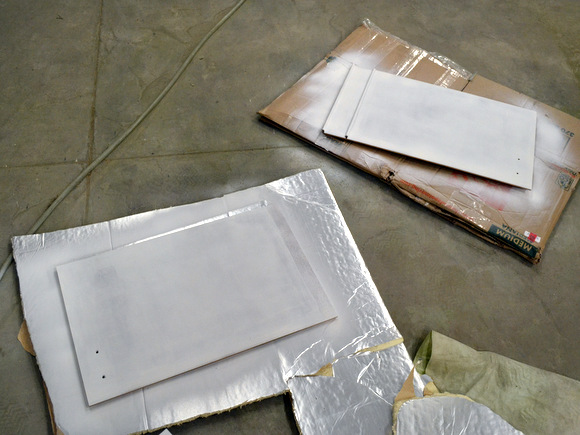 Primed Cabinet Doors