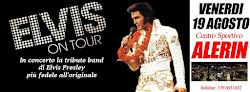 ELVIS ON TOUR in concerto - Live tribute