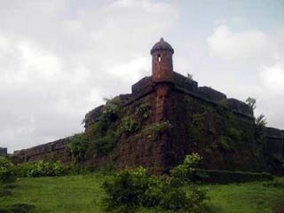 Corjuem Fort, Goa