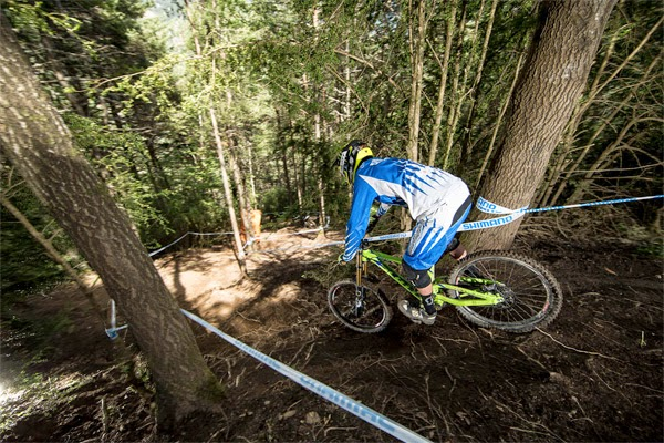 2014 Meribel UCI World Cup Downhill: Claudio Caluori's Track Preview