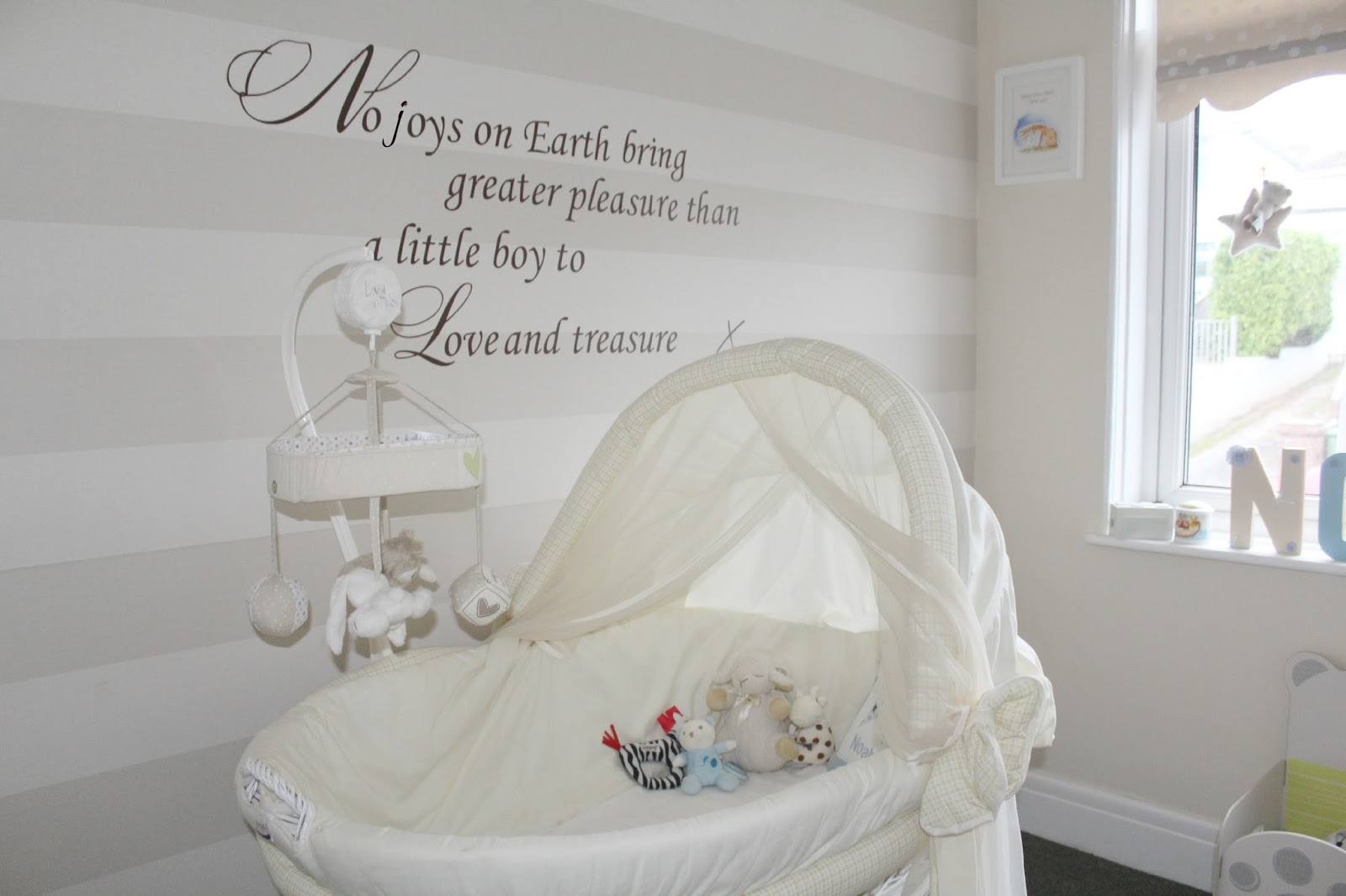 Noah S Nursery Tour Sparkles And Stretchmarks Uk Mummy