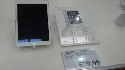 Costco Apple iPad Air 2 64GB 956495