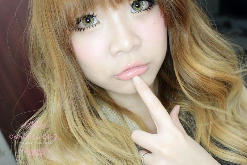 cominica blog candy doll lipgloss peach orange and mini friday september 14 2012 voltagebd