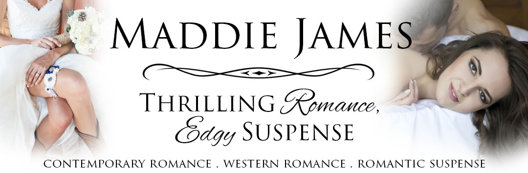 Maddie James Books