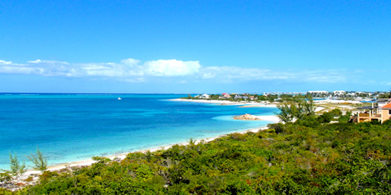 Spectacular beachfront setting