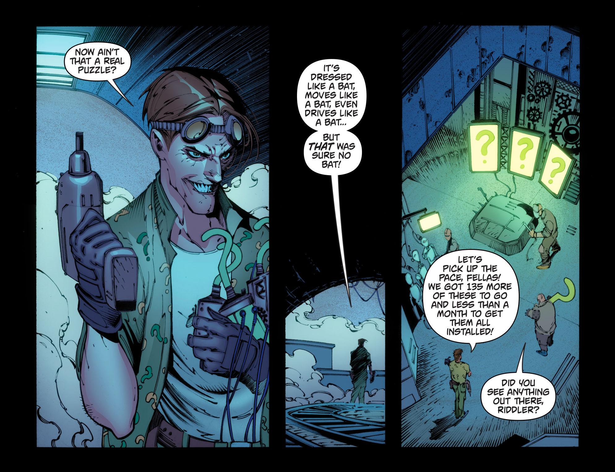 Batman: Arkham Knight [I] Issue #33 #35 - English 7