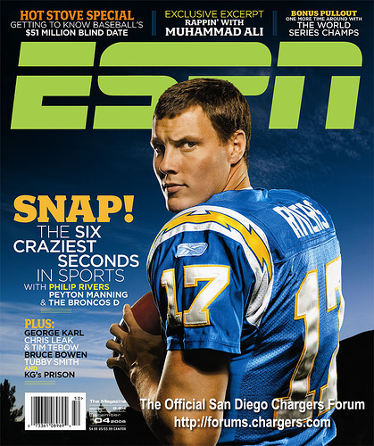 San Diego Chargers Established: RFH Collective: NFL Division Preview: AFC West