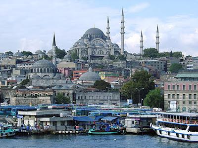 Istanbul Turkey tourism