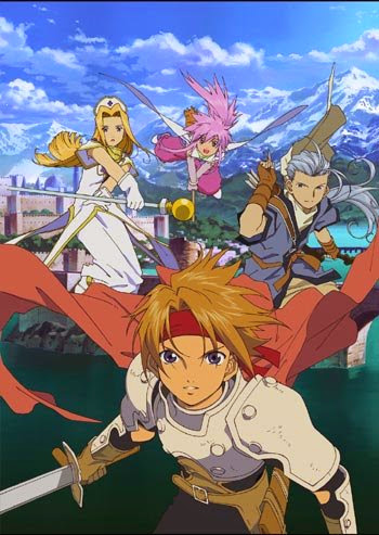 Tales Of Phantasia: The Animation -