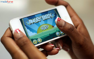 Chơi game miễn phí khi đăng ký 3G Mobifone