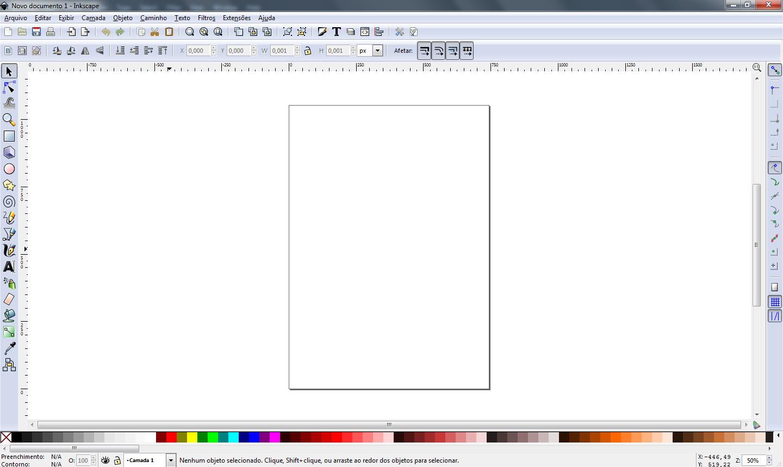 O Espa O Do Software Livre Compara O Entre Inkscape