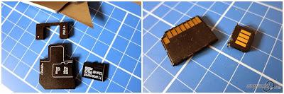 Halber SD Adapter