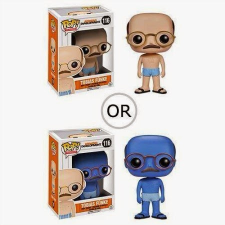 Tobias Funke Arrested Development Funko Pop