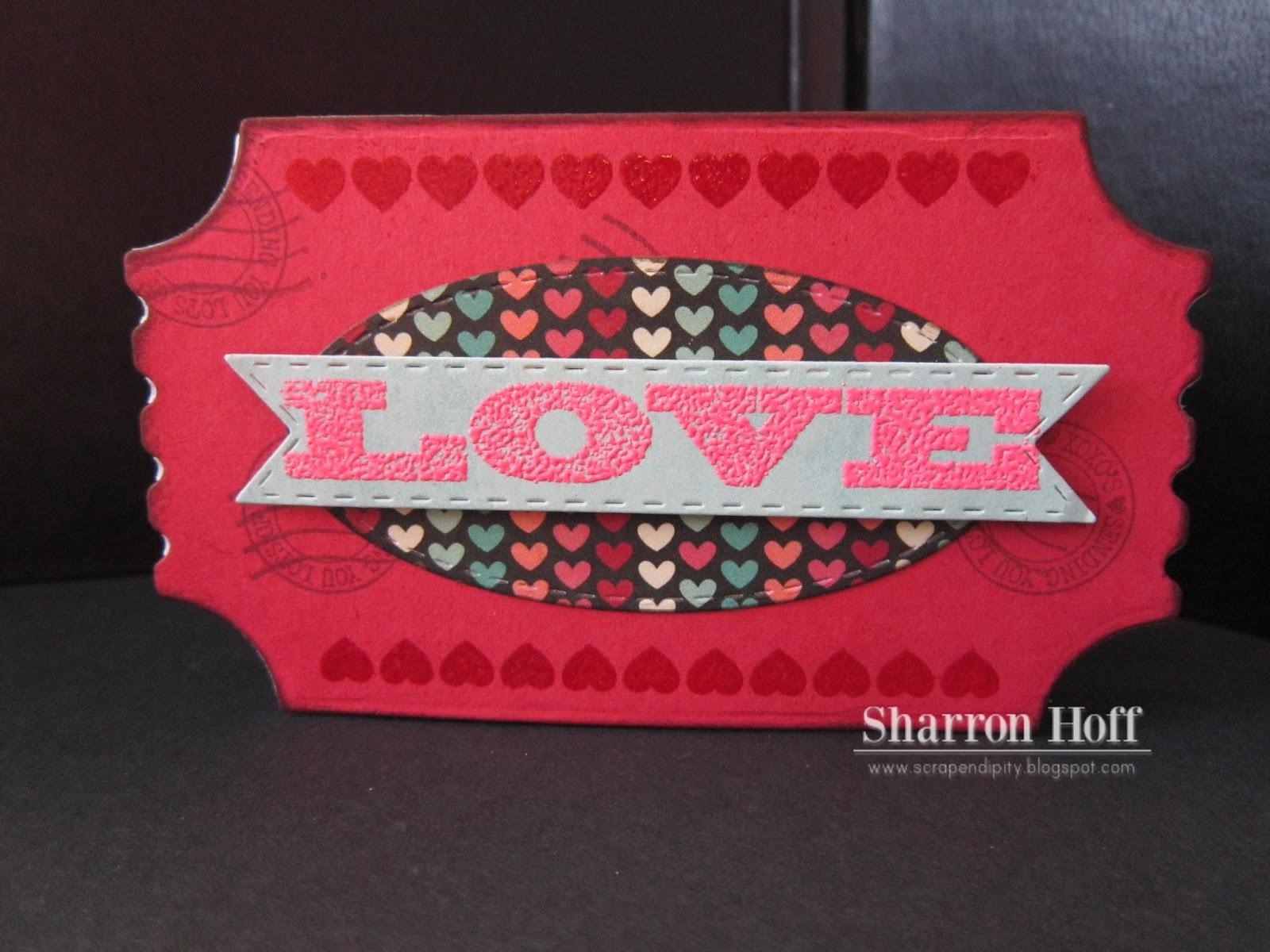 scrapendipity: love coupon book