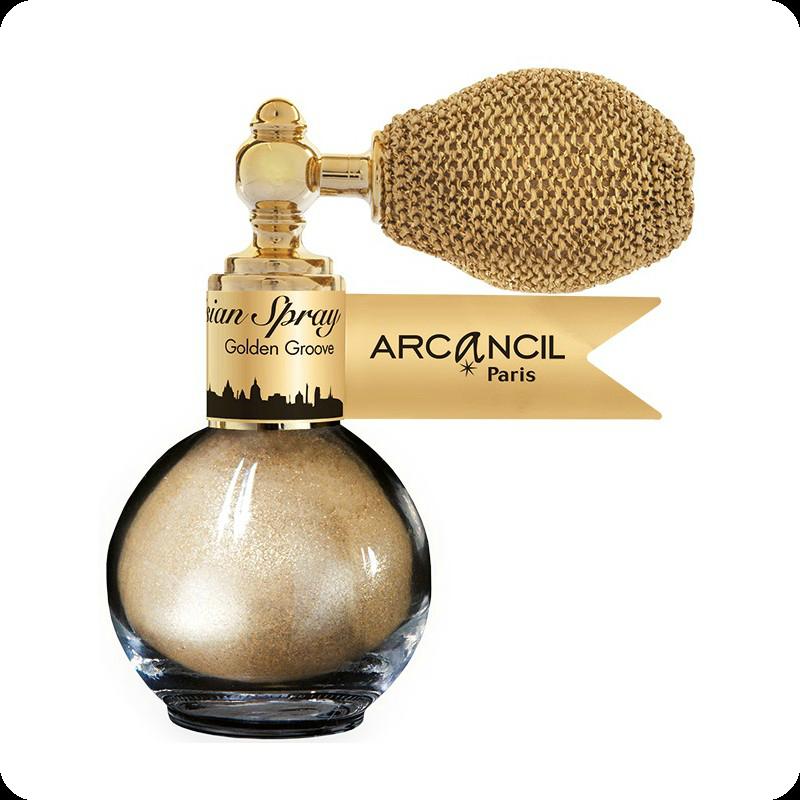 Parisian Spray Golden Groove Arcancil Paris