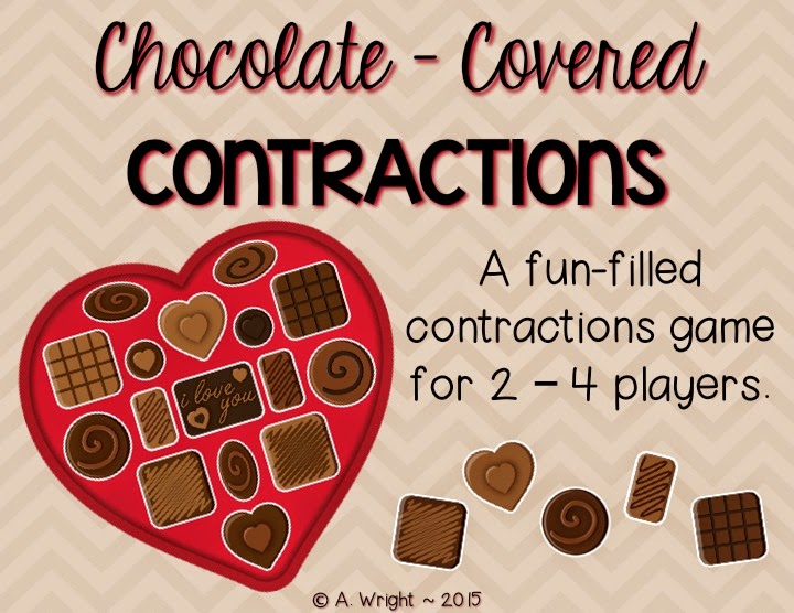 https://www.teacherspayteachers.com/Product/FREE-Chocolate-Covered-Contractions-Game-1638088