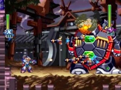 Mega Man X Collection Ps2 Iso Ntsc www.juegosparaplaystation.com