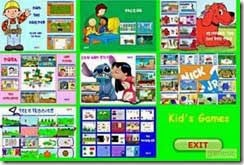 25 KIDS GAMES COLLECTION | PC games