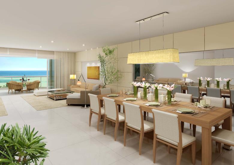 Decoracao De Sala Luxo ~ Inspirações para sala de jantar de luxo  Realizando um Sonho
