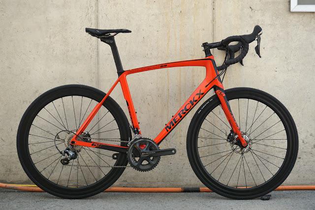 Eddy Merckx MOURENX 69, una bici todo terreno