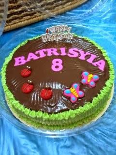 [Choc Moist Cake]