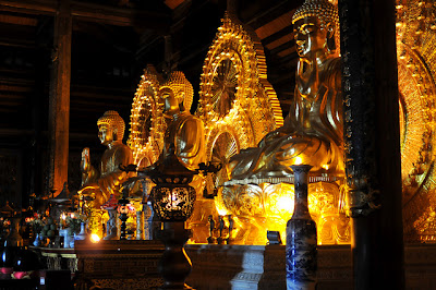 Bai Dinh pagoda - The biggest pagoda in Asia