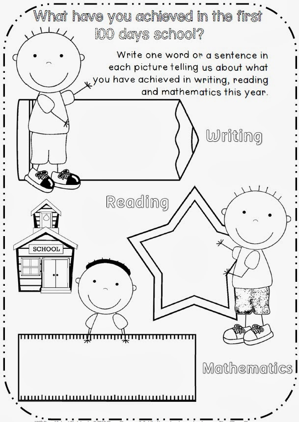 Printables Back To School Worksheets For First Grade back to school worksheet grade 2 2nd grades math and on 1st day of worksheets first school